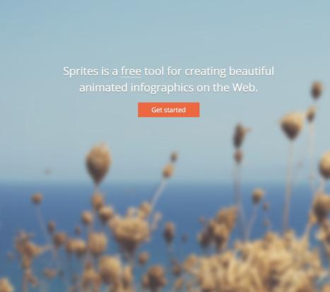 Diseña infografías con Sprites | Herramientas TIC para el aula | Scoop.it