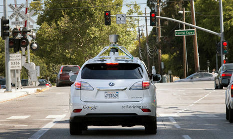 The Trick That Makes Google's Self-Driving Cars Work | The Robot Times | Scoop.it