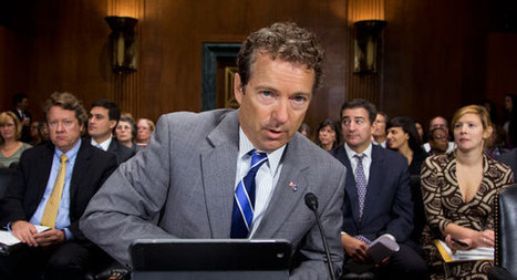 BY 10/24 -- Rand Paul pushes constitutional amendment on Congress - Burgess Everett | M Almond AP GOV | Scoop.it