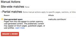 SEO : ce que dit Google sur ses pénalités manuelles | SEO et Webmarketing | Scoop.it