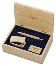 50th Anniversary Pilot Vanishing Point Maple Wood Limited Edition Fountain Pen | Writing instruments | Scoop.it