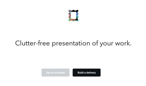 Generador de portafolios en linea minimalistas | fotografia | Scoop.it