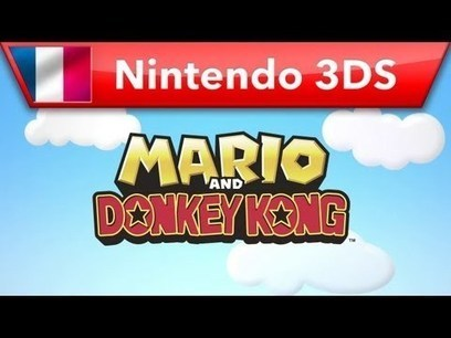 Jeux video: Test de Mario and Donkey Kong : Minis on the Move sur 3DS > 16/20 | cotentin-webradio jeux video (XBOX360,PS3,WII U,PSP,PC) | Scoop.it