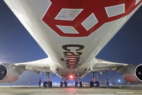 Cargolux bucks the trend with a demand increase | AIR CHARTER CARGO AND FREIGHT | Scoop.it