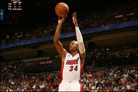 "Miami Heat's Ray Allen is ""Automatic"" - SKILL ACQUISITION 