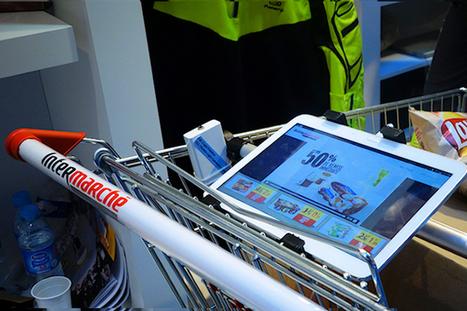Mieux que le Wifi : Intermarché teste le Lifi   Innovation & Technology   Scoop.it