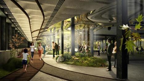 Es posible llenar el subsuelo de las ciudades de espacios verdes | #territori | Scoop.it