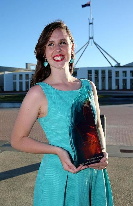 Top young Aussie wants to be heard - Perth Now | I think therefore I am Deaf | Scoop.it