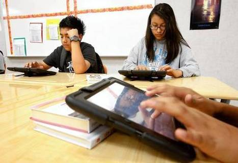 iPads in school: a toy or a tool? | Technology in schools | Scoop.it