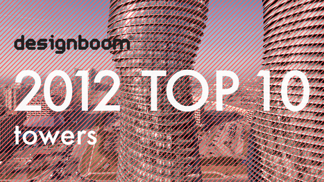 designboom 2012 top ten: towers | Digital-News on Scoop.it today | Scoop.it