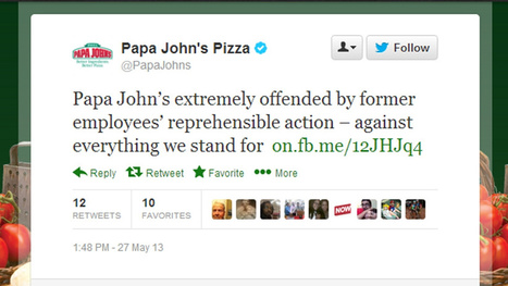 Papa John's Employee Butt-Dials Customer, Leaves Racist Voicemail | Interesting | Scoop.it