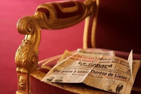 Le «Canard enchaîné», un contre-pouvoir centenaire | Actu des médias | Scoop.it