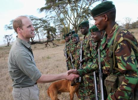 The Duke of Cambridge: My tribute to Africa's unsung heroes | Conservation | Scoop.it