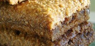 Recette de gâteau au boulgour fourré aux dattes, à la cannelle   Petits déjeuners et pains de la rue, dans le monde   Scoop.it