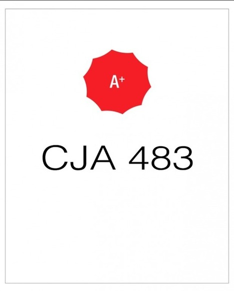 CJA 483 Week 3 Discussion Questions | UopGuide.com | Scoop.it