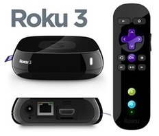 Roku Streaming Player:A Smart Investment for your Entertainment | online live streaming TV | Scoop.it