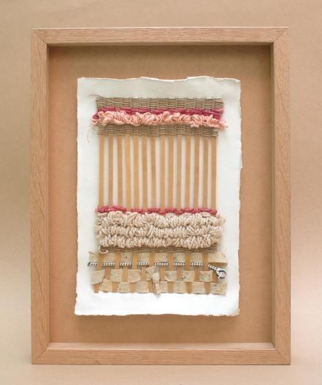 Tissage - Elena Zeitline | Art & Craft | Scoop.it