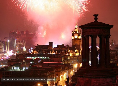 Featured Lessons - Hogmanay | Topical English Activities | Scoop.it