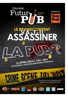 Le Brand Content va-t-il assassiner la pub ? | Be Marketing 3.0 | Scoop.it