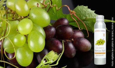 Les vertus du raisin, Et de la vinothérapie…   Plant valorization   Scoop.it