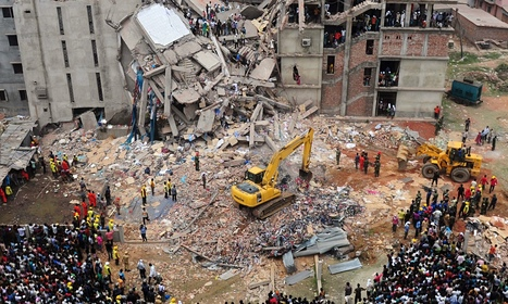 Rana Plaza victims in Bangladesh still not paid compensation | News in english | Scoop.it