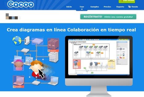 Mapas conceptuales con Cacoo | Orientar en Extremadura | Scoop.it