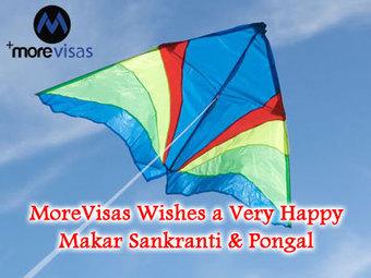Enjoy the Festival Atmosphere of Makar Sankranti | MoreVisas | Immigration Visa | Scoop.it