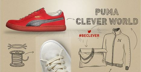 PUMA | Clever World | Sustainability | Sustain Our Earth | Scoop.it