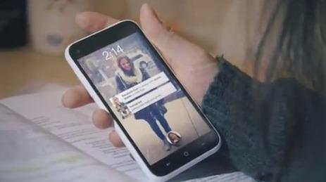 Facebook Home, une nouvelle expérience mobile pour Android   La Revue du Social Media   Scoop.it