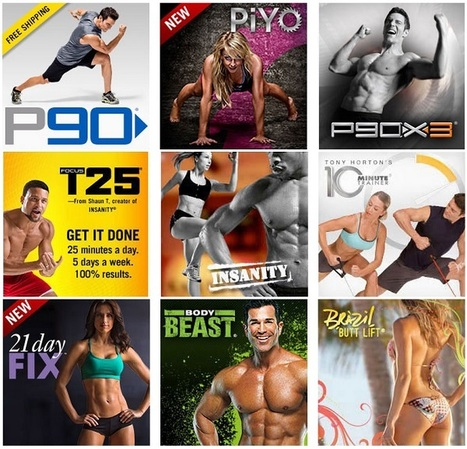 Beachbody Debuts Shaun T's CIZETM, Autumn Calabrese's Fixate Cookbook and More! | As Seen On TV Marketplace | Exercise Equipment and Fitness Products | Scoop.it