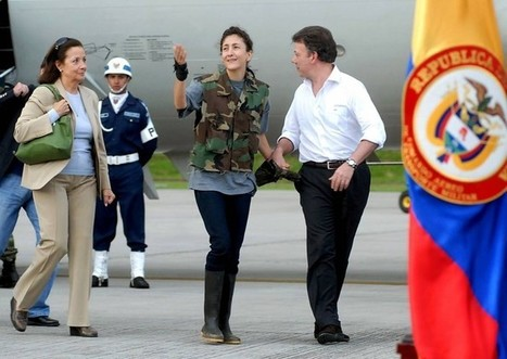 Para Ingrid Betancourt las FARC MERECÍAN compartir el Nobel de la Paz | MAZAMORRA en morada | Scoop.it