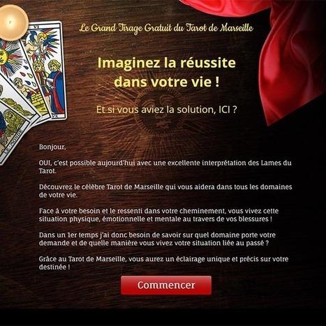 Tarot de Marseille Gratuit. Tarots Gratuits | Tarots | Scoop.it