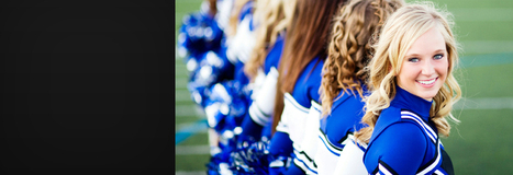 CHEER SQUAD and CHEERLEADER POM POMS,CHEER LEADING SUPPLIES | Davis Martin | Scoop.it