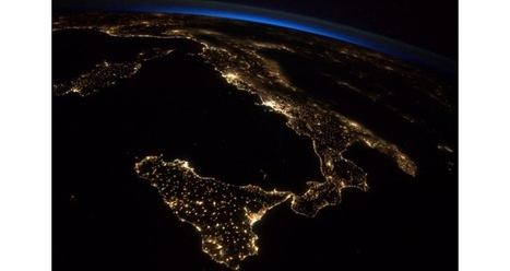Spectacular Italy: Images from Space | Italy, Italian and Italian things | Scoop.it