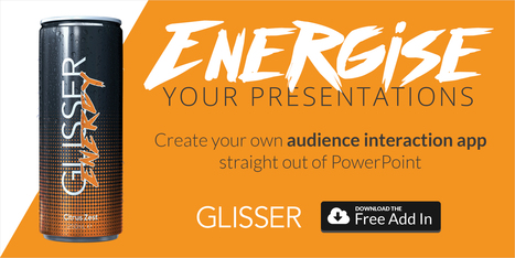 Glisser | PowerPoint Plugin | Digital Presentations in Education | Scoop.it