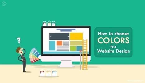How to choose colors for website design | Web Design | Scoop.it