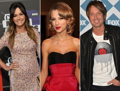 Kacey Musgraves, Taylor Swift, & Keith Urban Among Latest GRAMMY Performers | chticountry | Scoop.it
