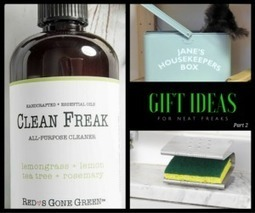 The Best Gifts for Cleaning Freaks - Part 2  | Tips and tricks | Scoop.it