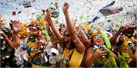 Rio de Janeiro Is Awarded 2016 Olympics - NYTimes.com   North America, South America, Asia   Scoop.it