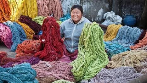 Les chemins de l'équitable. Les tapis du Népal | ARTE | Commerce équitable et durable | Scoop.it
