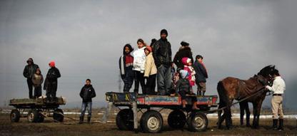 Roms: L'horizon est encore bouché | Union Européenne, une construction dans la tourmente | Scoop.it