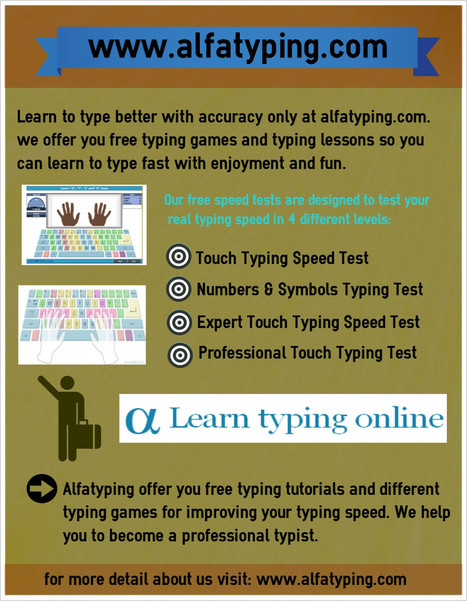 Learn to type online and free typing test - Imgur | free online typing and free online typing games | Scoop.it