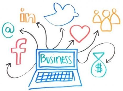 Comment les Entrepreneurs Utilisent les Réseaux Sociaux pour ... | Réseaux sociaux, Social Marketing, Community Manager | Scoop.it