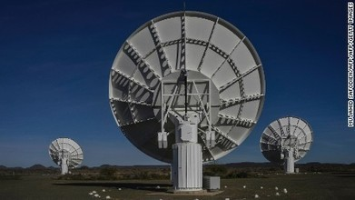 Radio telescope finds hundreds of previously undetectable galaxies | Amazing Science | Scoop.it