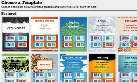 PosterOven - Social Poster Creator. Create, Print, Share! | eLearn or Learn | Scoop.it