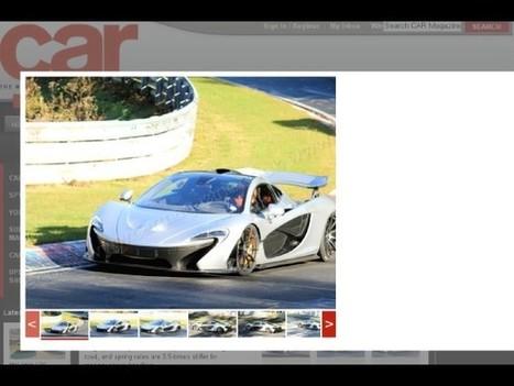 La McLaren P1 s'attaque pour de bon au Nürburgring - | Auto , mécaniques et sport automobiles | Scoop.it