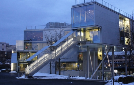 Campbell Sports Center / Steven Holl Architects   Sports Facility Management: Marquez.L.   Scoop.it