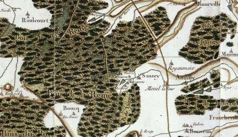 MesRacinesFamiliales: Une mort atroce dans la forêt de la Reine #archivesinsolites | GenealoNet | Scoop.it