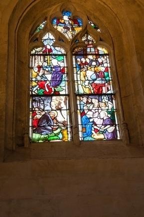 Nonancourt – église saint Martin – Vitraux 1 - philippe-riglet.net | Vitraux | Scoop.it