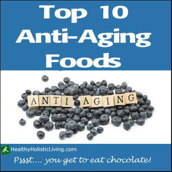 Top 10 Anti-Aging Foods | Body Sculpting | Scoop.it